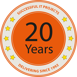 20 Years successful delivery